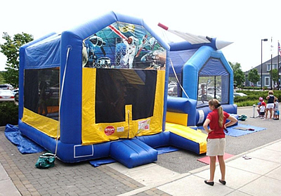 Bounce Houses and Combo Units and Inflatables Fun Rental Inflatable rides