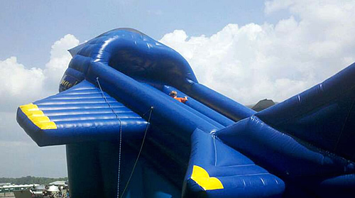 Slides and Inflatables Fun Rental Inflatable rides
